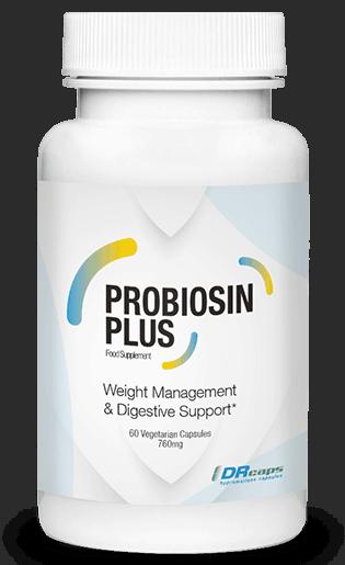 Probiosin Plus tabletas