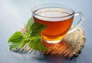 té con melissa