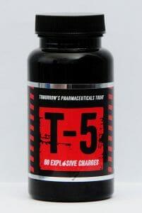 Quemador T5