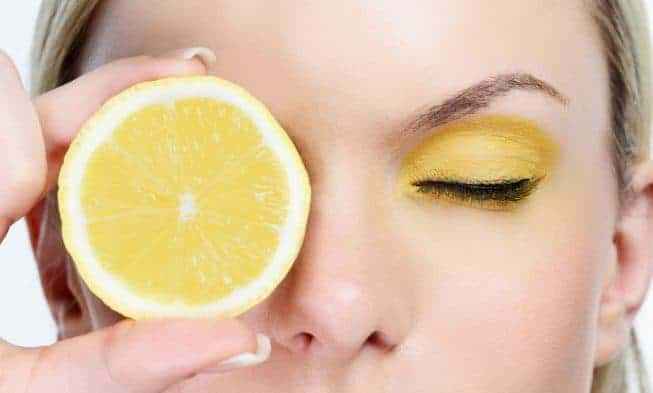 face Lemon