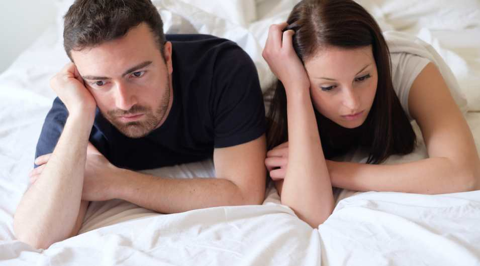 matrimonio molesto