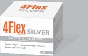4 flex silver