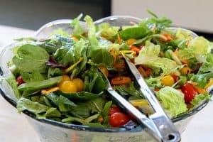 verduras, ensalada de verduras