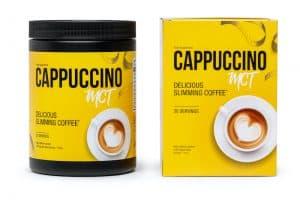Kawa odchudzająca Cappuccino Mct
