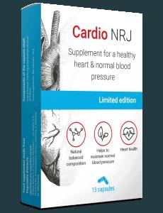 Preparación de alta presión de Cardio NRJ