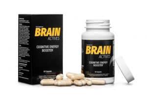 Suplemento dietético para apoyar al cerebro Brain Actives