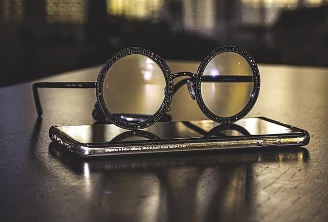 Las gafas que se encuentran en tu smartphone