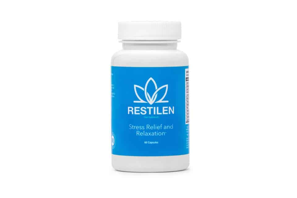 Adaptador de Restilen, pastillas para el estréss