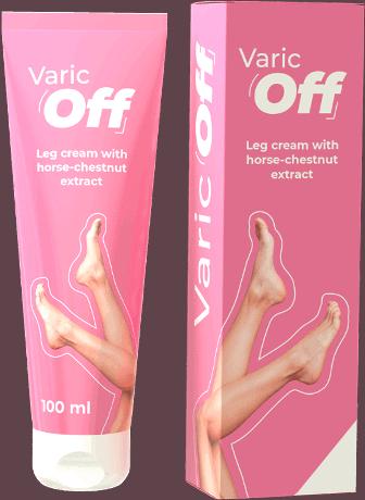 Crema Varicoff para piernas cansadas y pesadas