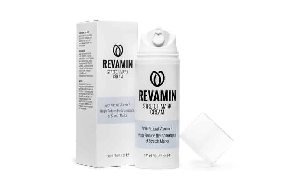Crema antiestrías Revamin